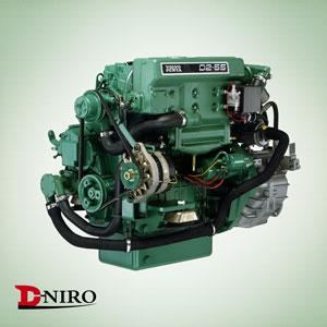 موتور صنعتی ژنراتور پنتا