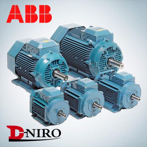 نماینده انحصاری الکتروموتور ABB