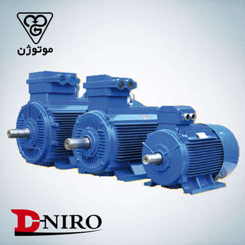 الکتروموتور موتوژن تبریز