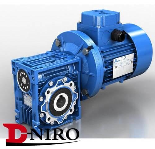 موتور گیربکس حلزونی